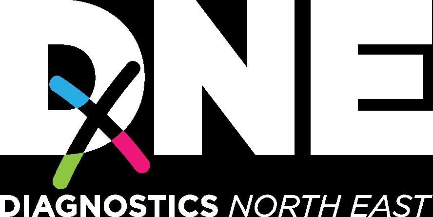 Diagnostics North East Logo